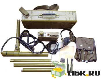 Армейский металлоискатель или миноискатель ирес э