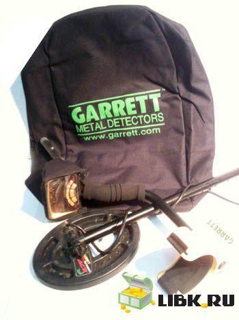 Универсальный рюкзак для металлоискателя, выполнен из влаго...